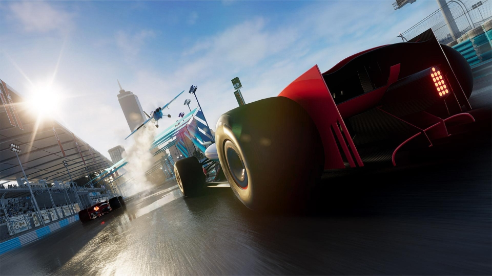 The Crew 2 is out at the end of this month