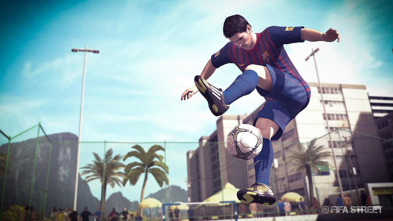 Fans will have to wait a little longer for the next FIFA Street