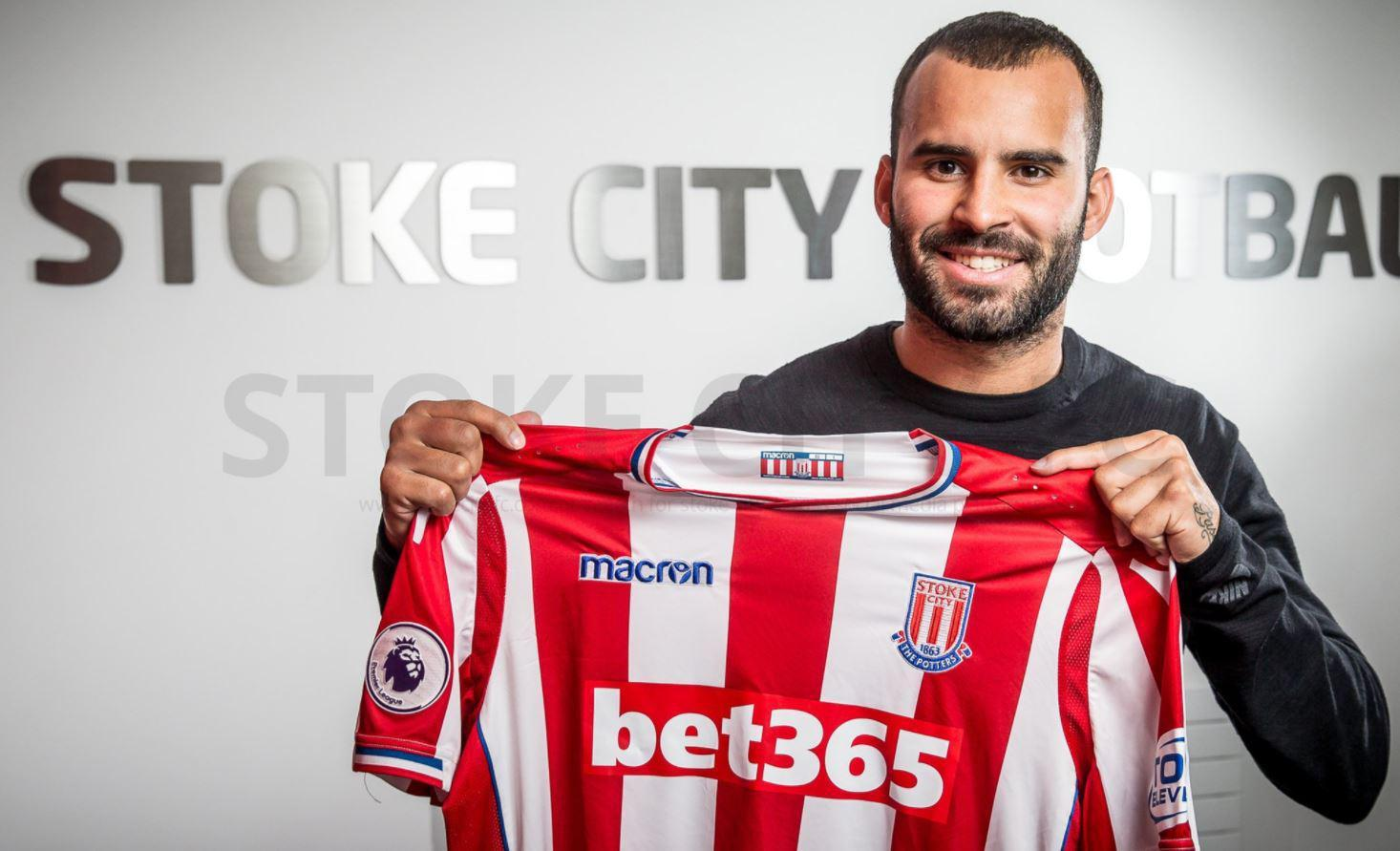 Jese Rodriguez is the latest high profile name to move to Stoke
