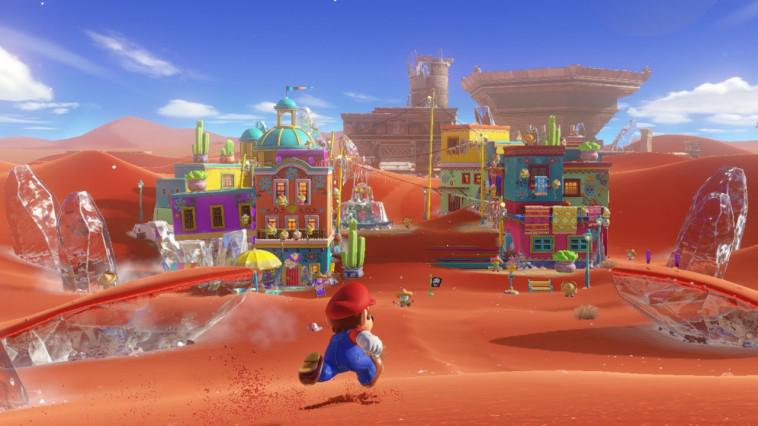 The latest Mario game has already picked up a string of rave reviews