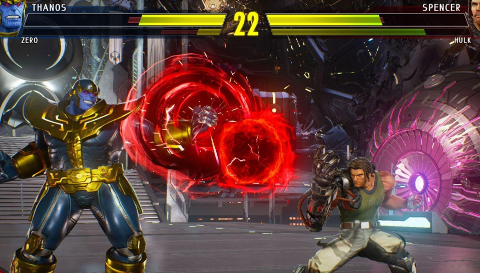 The latest Marvel versus Capcom is surprisingly easy to pick up and play