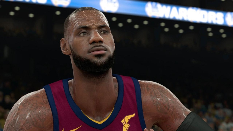 NBA2K18 puts previous versions of the game to shame with breathtaking visuals