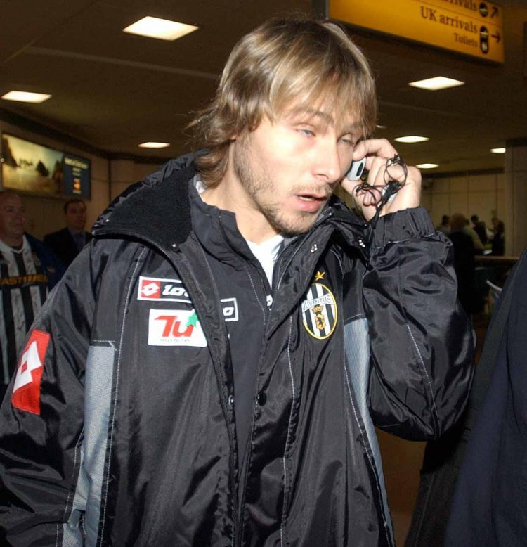 Nedved's Macauley Culkin impressions were legendary in Turin