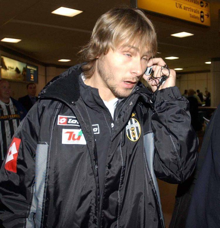 Nedved's Macauley Culkin impressions were legendary in Turin