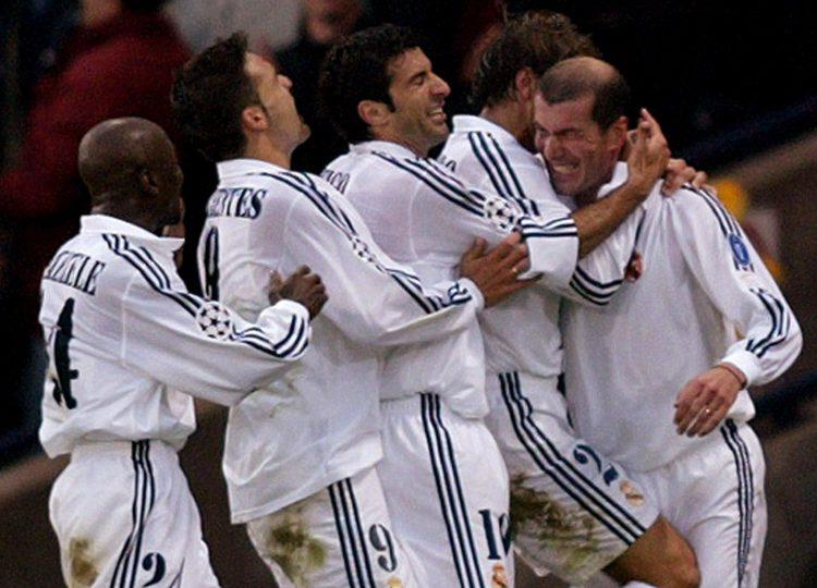 Claude was always last in line at Madrid