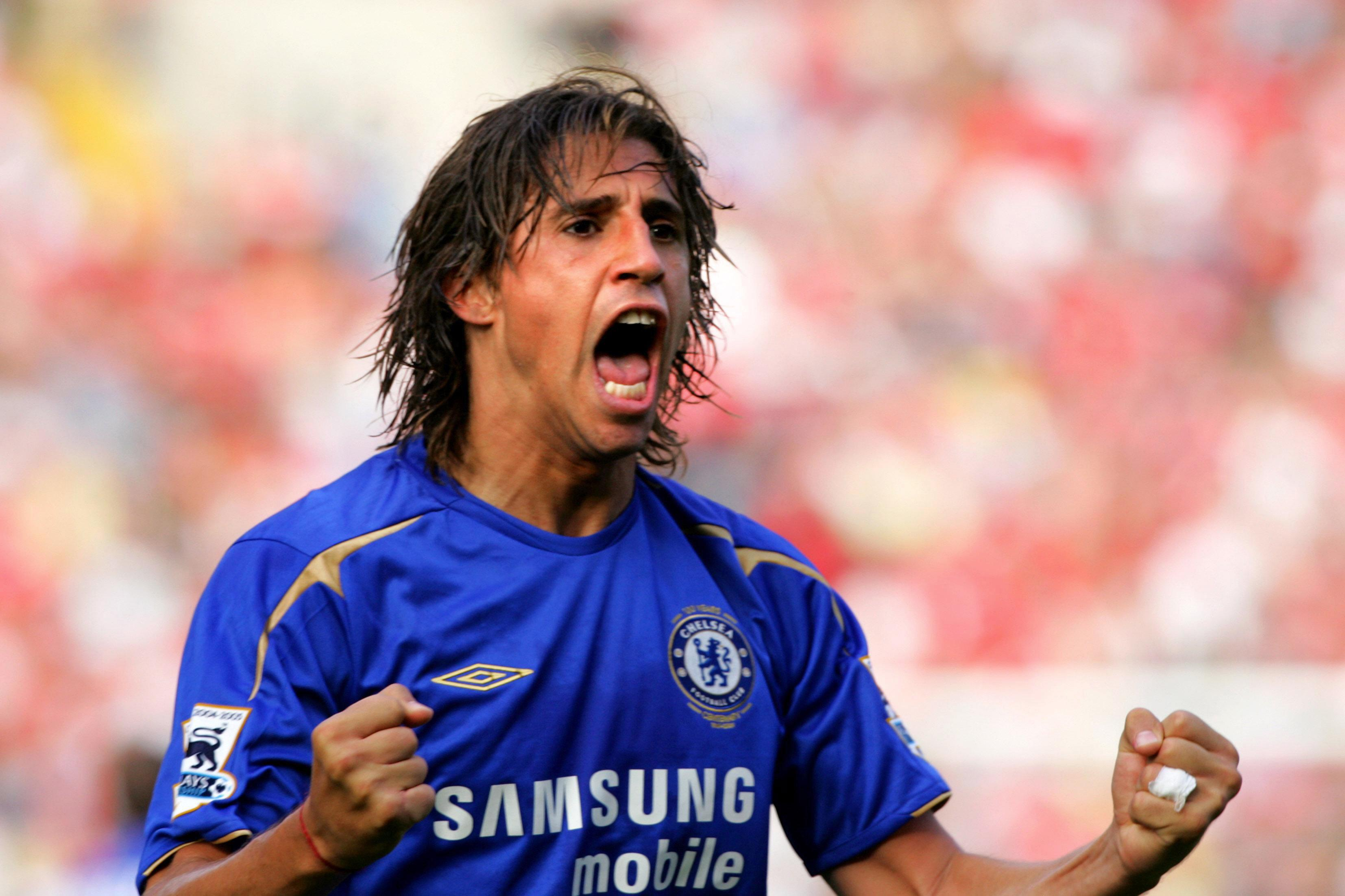 Crespo's spell at Chelsea never really reflected his brilliance in Serie A