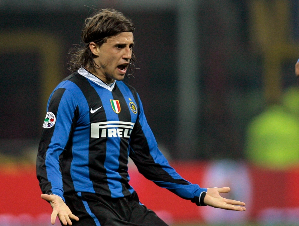 His career was seemingly back on track at Inter before Mourinho showed up