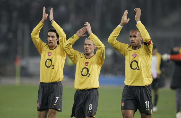 Hands up if you want to leave Arsenal?