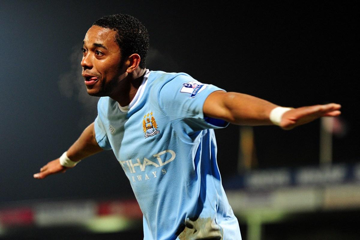 Robinho Reveals Three England Players Partied Harder Than