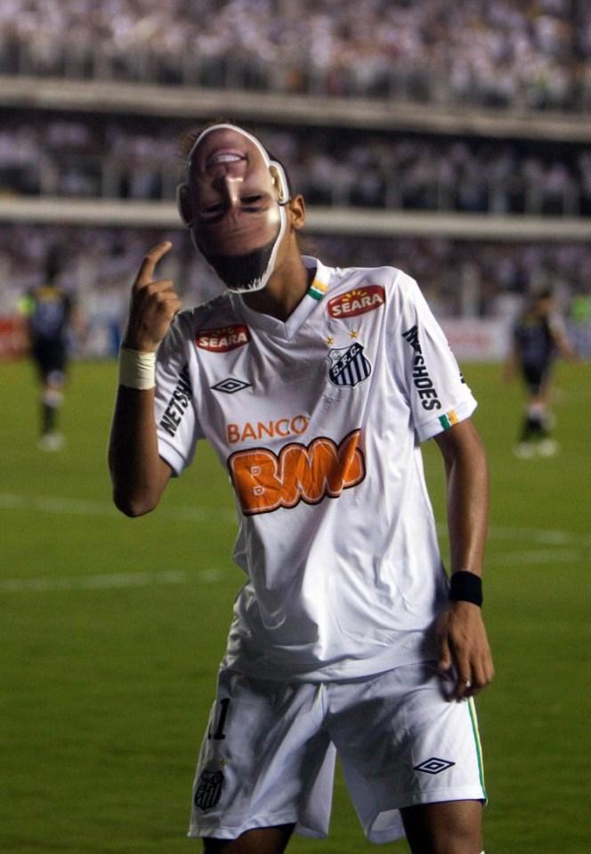 Neymar squared