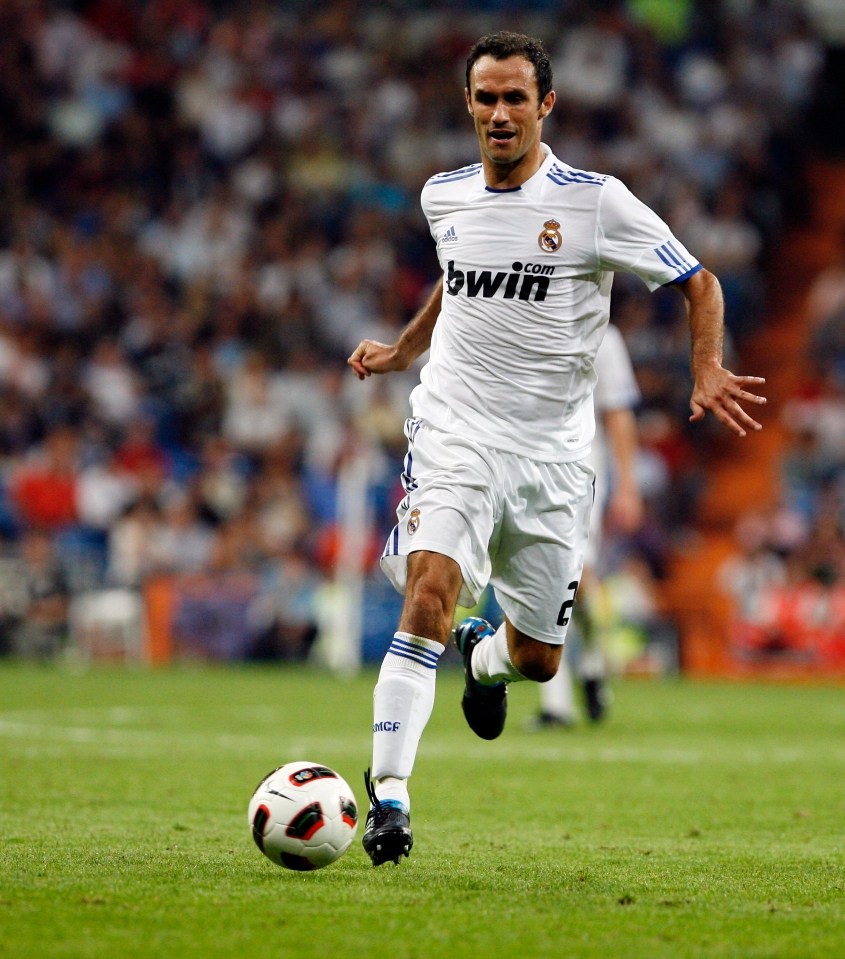 Despite his advanced years, Carvalho provided stability at the back for Madrid