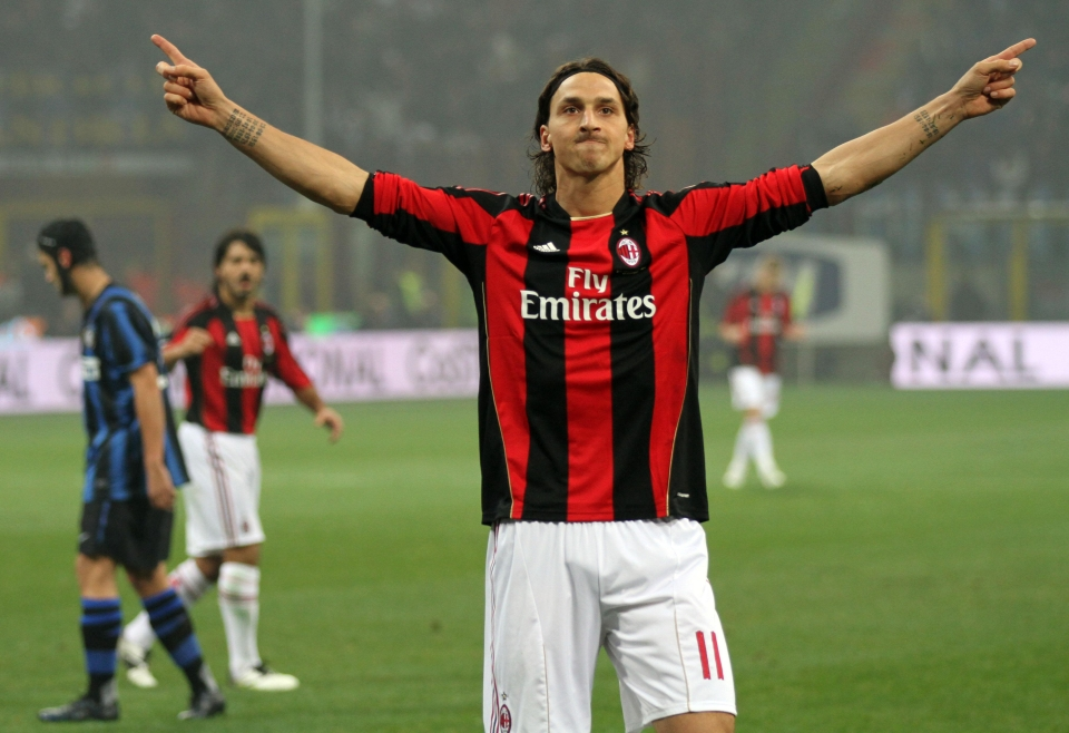 Fans took to him quickly despite his history with rivals Inter