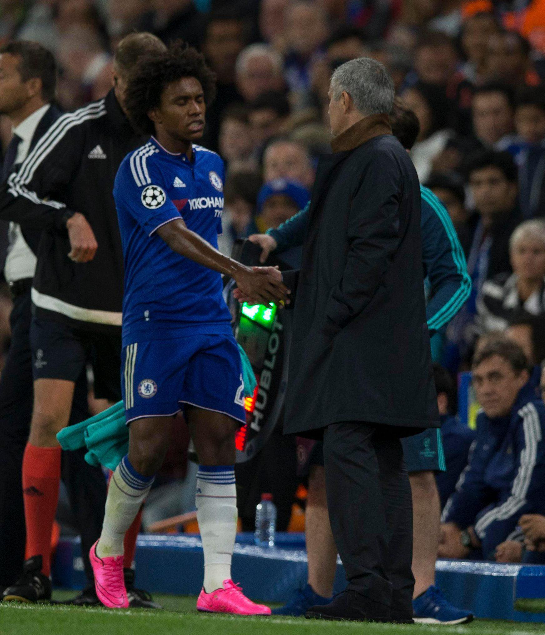 Could Jose pinch another Chelsea player this summer?