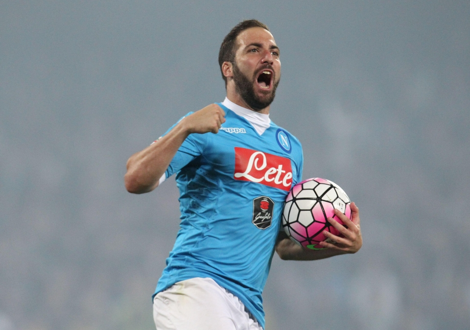 Don't look at it, Napoli fans. It'll only make you sad