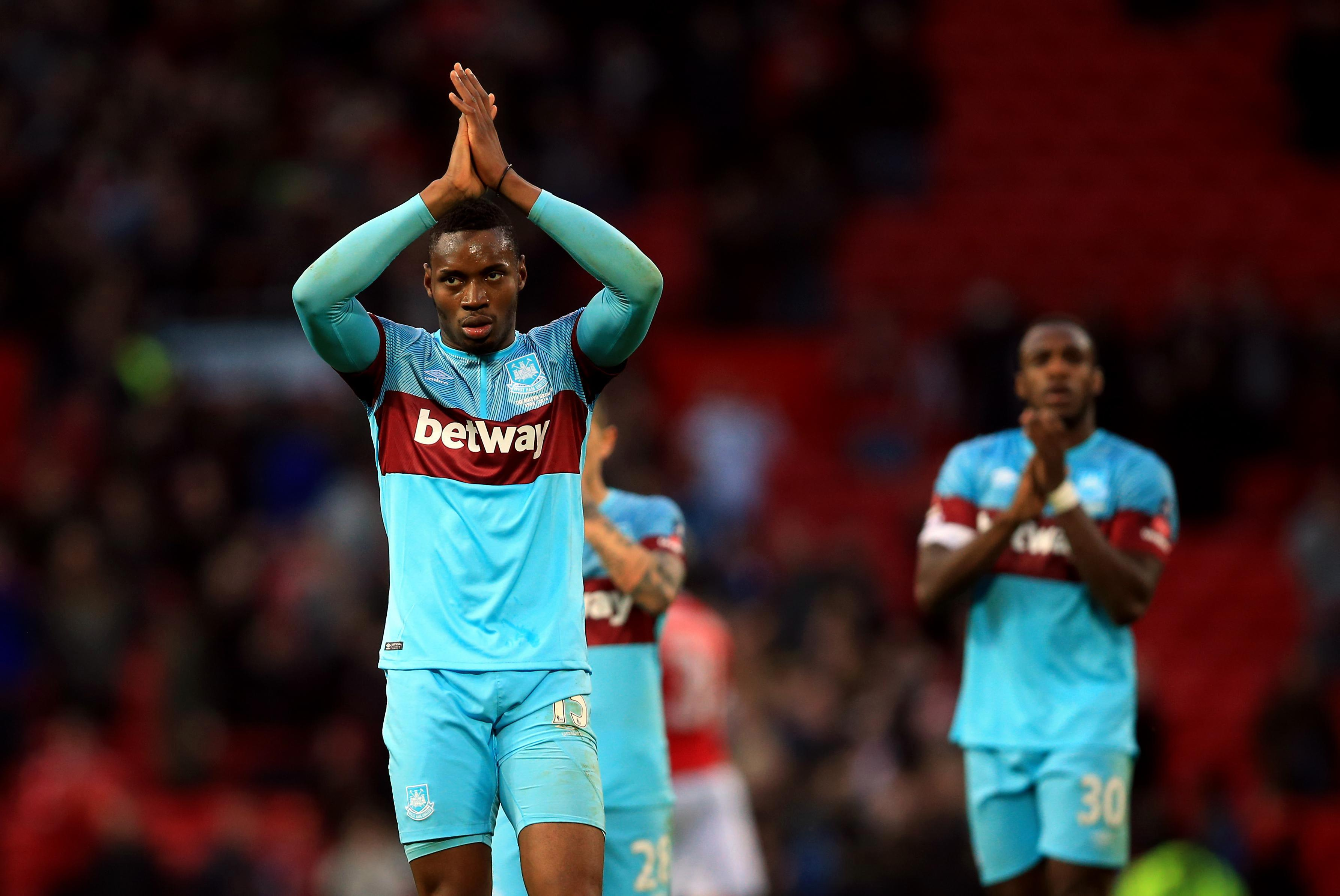 Sakho is desperate to leave West Ham