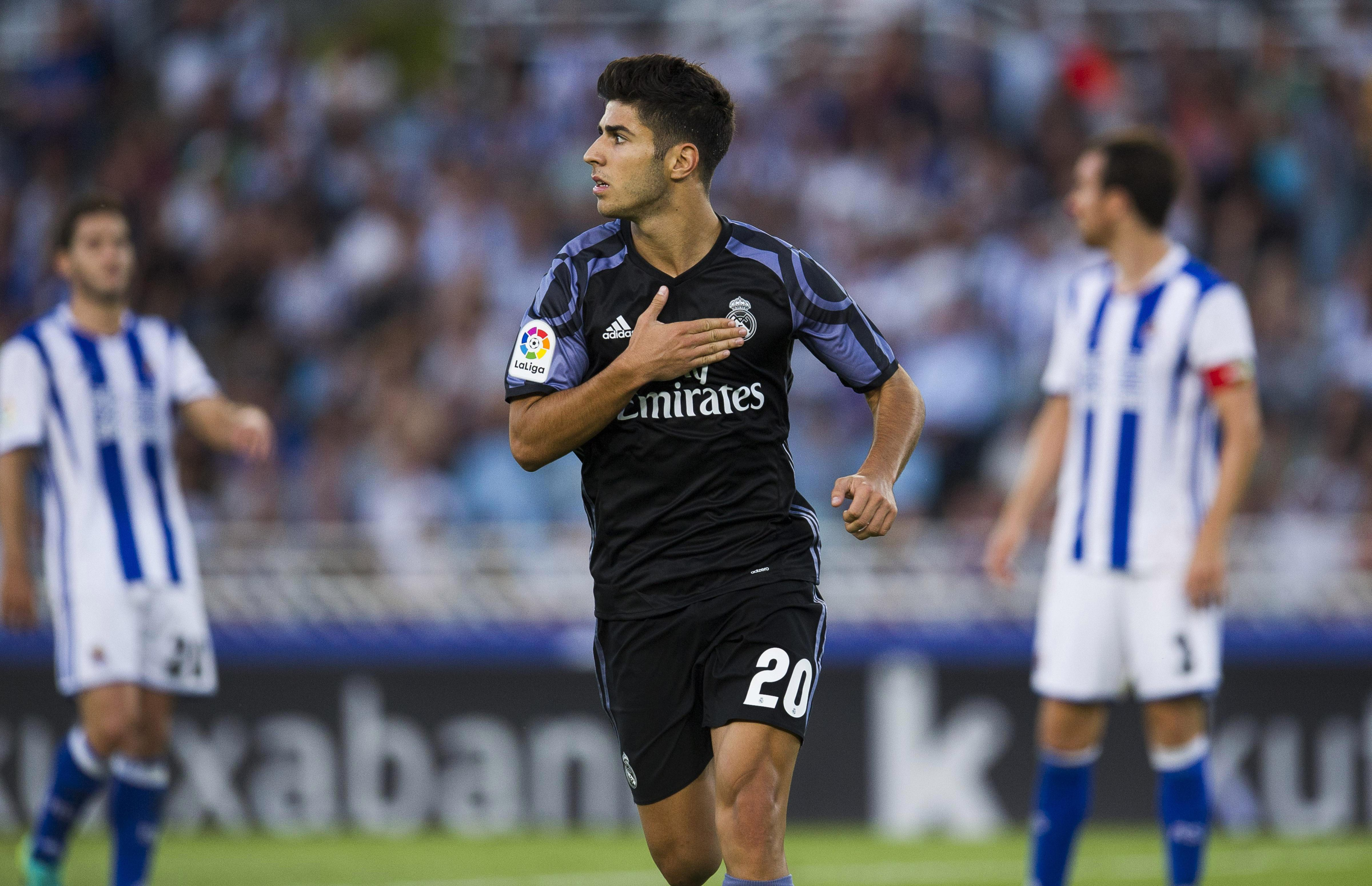 Go and watch Asensio's goal on YouTube once you're done here though