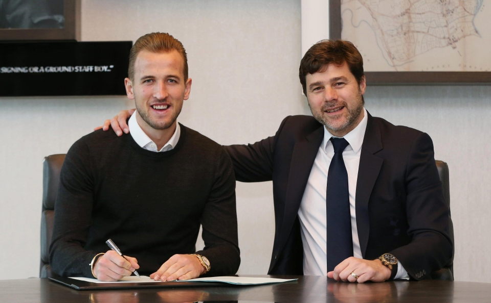 Pochettino knows he can't just rely on Kane to score the goals