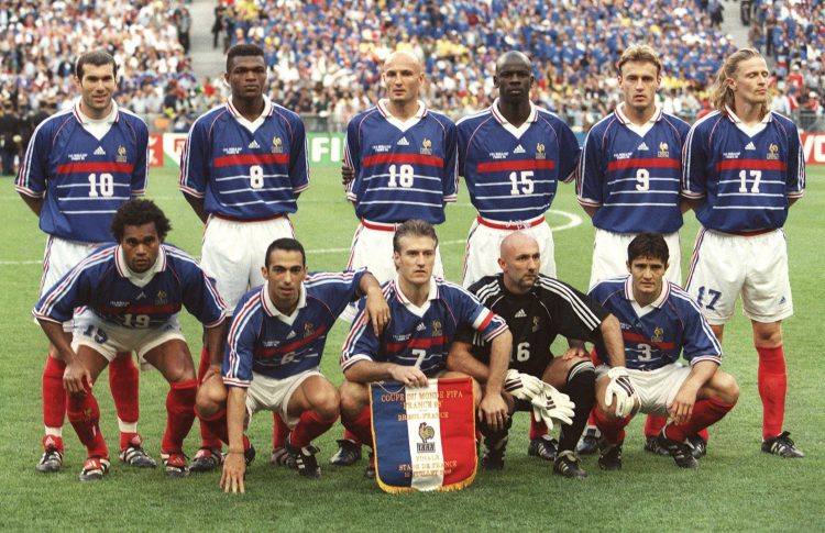 Has there ever been a better World Cup final team?