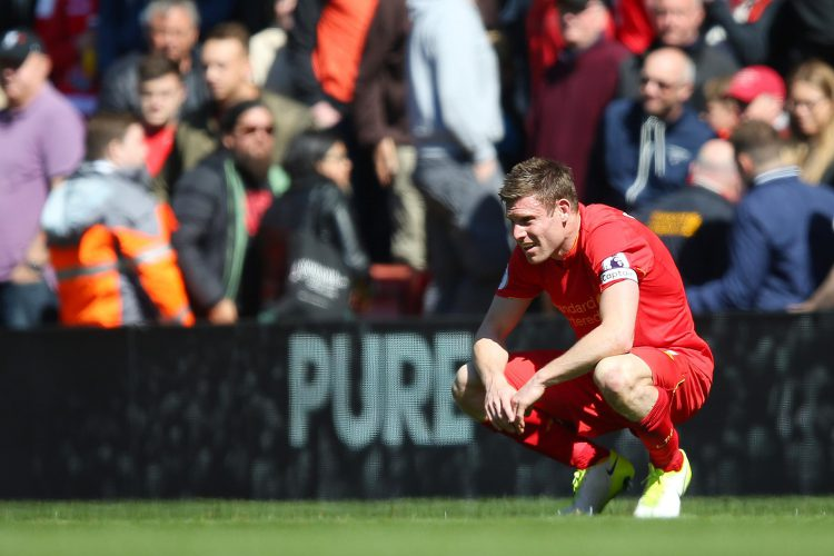Milner's unorthodox method of defending corners proved a massive hit among fans