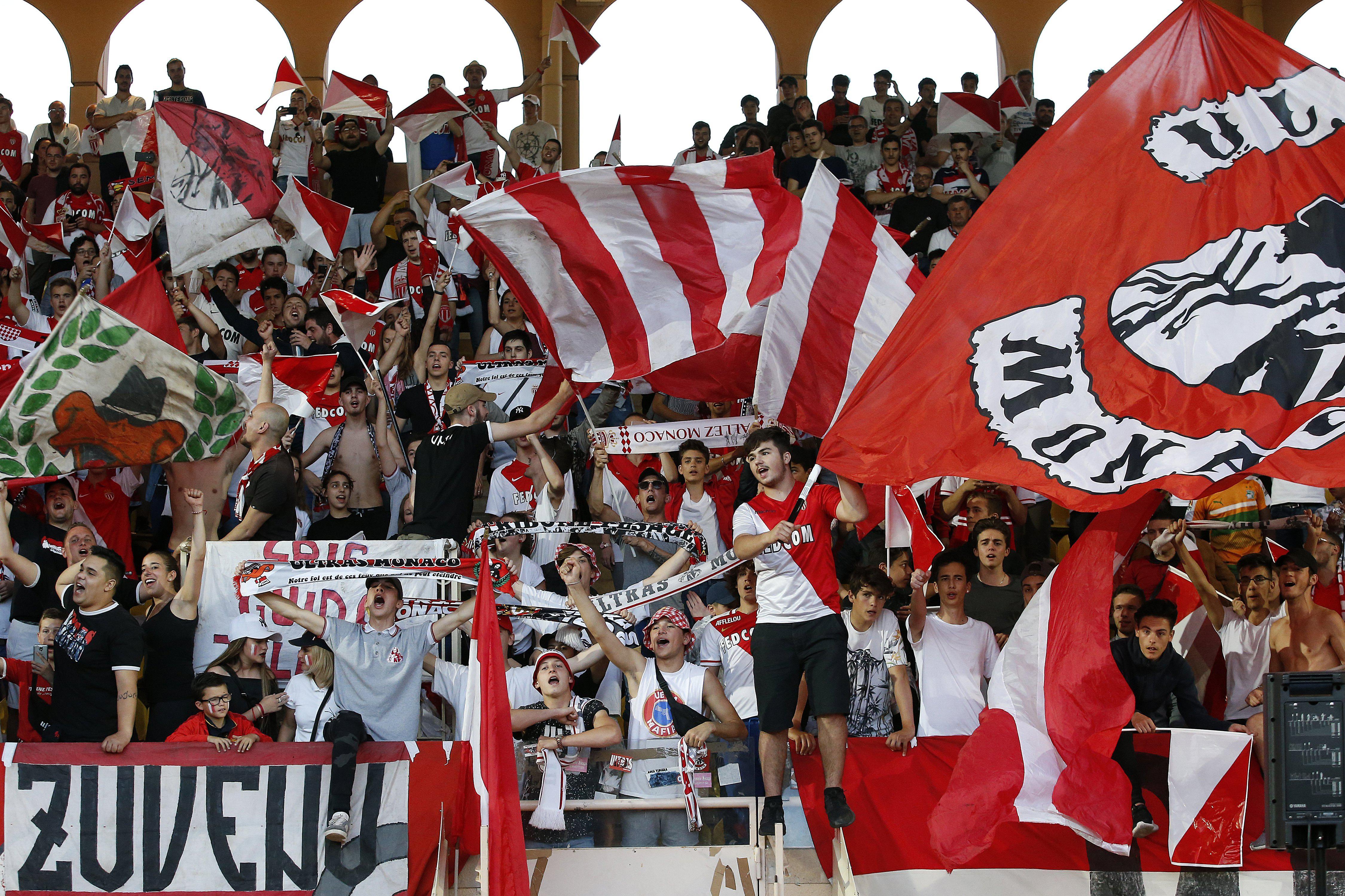 Monaco won their first Ligue 1 title since 1999-2000 last season