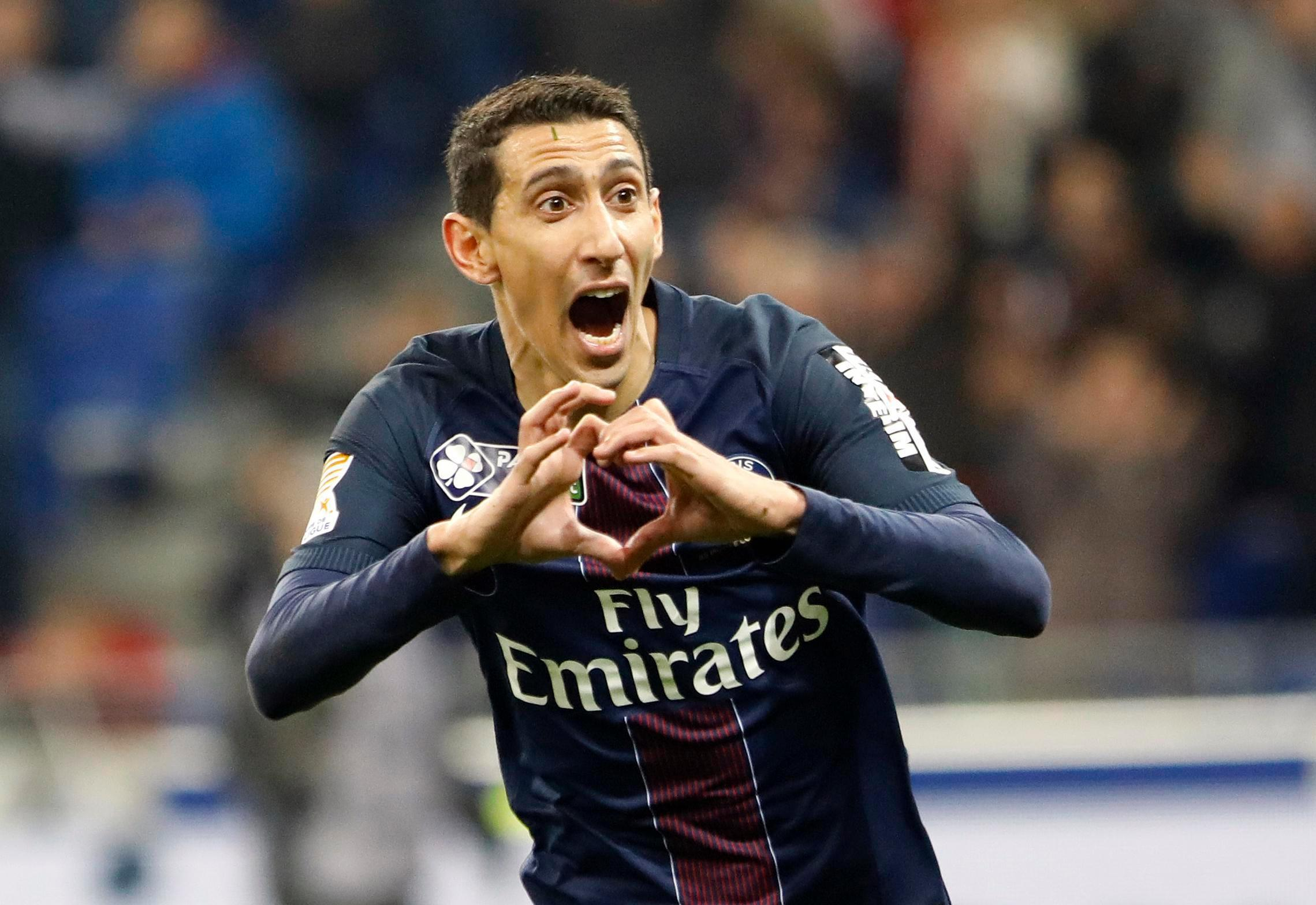 Di Maria would be a controversial alternative