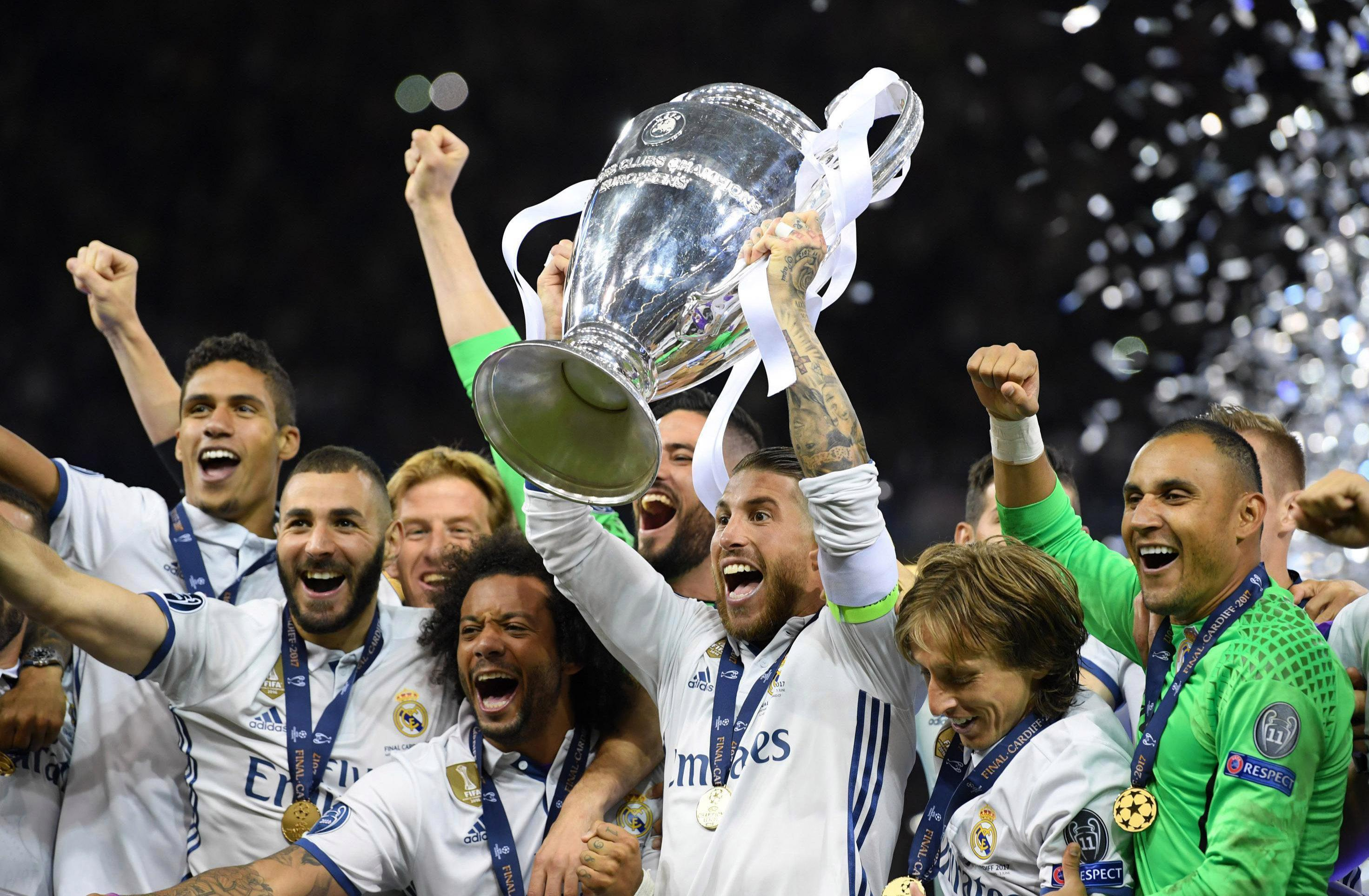 Can Real Madrid win it for a third season in a row?