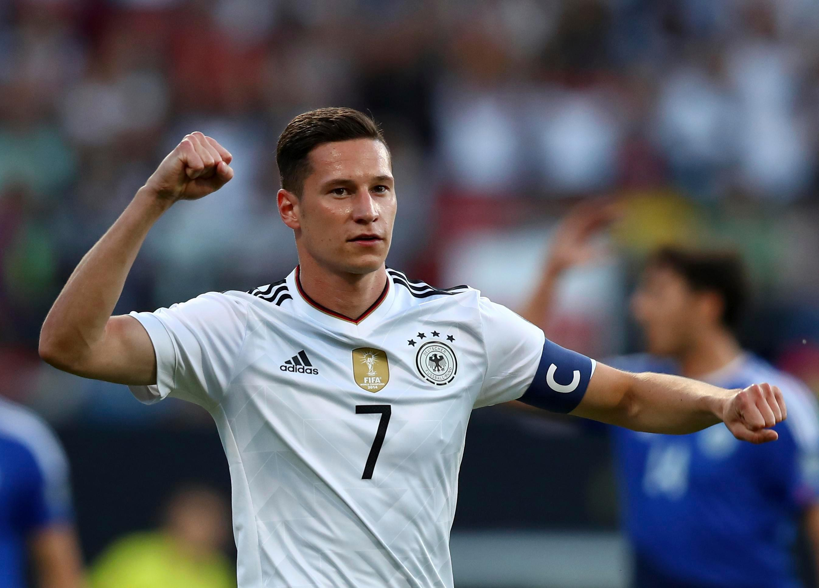 Barcelona have also been linked with Draxler