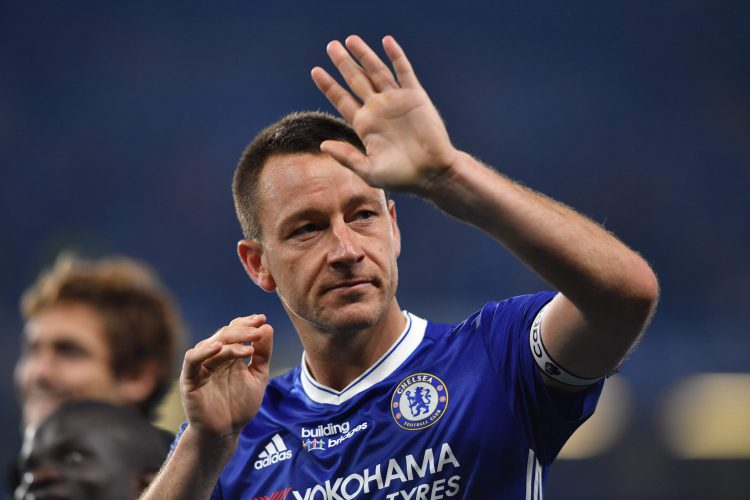 Hands up if you think Terry would suit an Arsenal shirt?