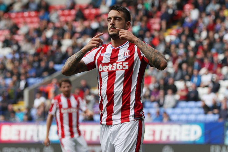 It's fair to say Joselu probably won't go down as a Stoke legend