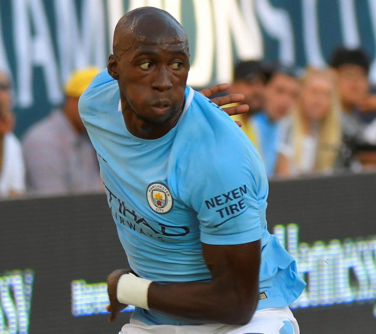 Man City are ready to let Eliaquim Mangala leave