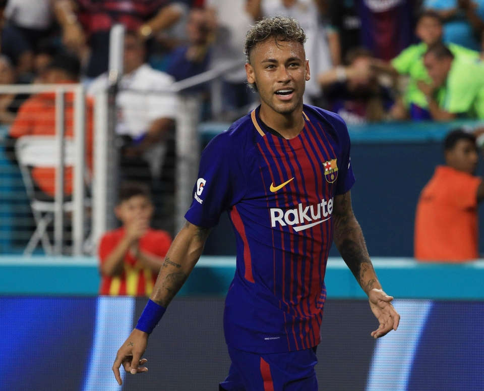 Neymar has been playing second fiddle to Lionel Messi while at Barcelona