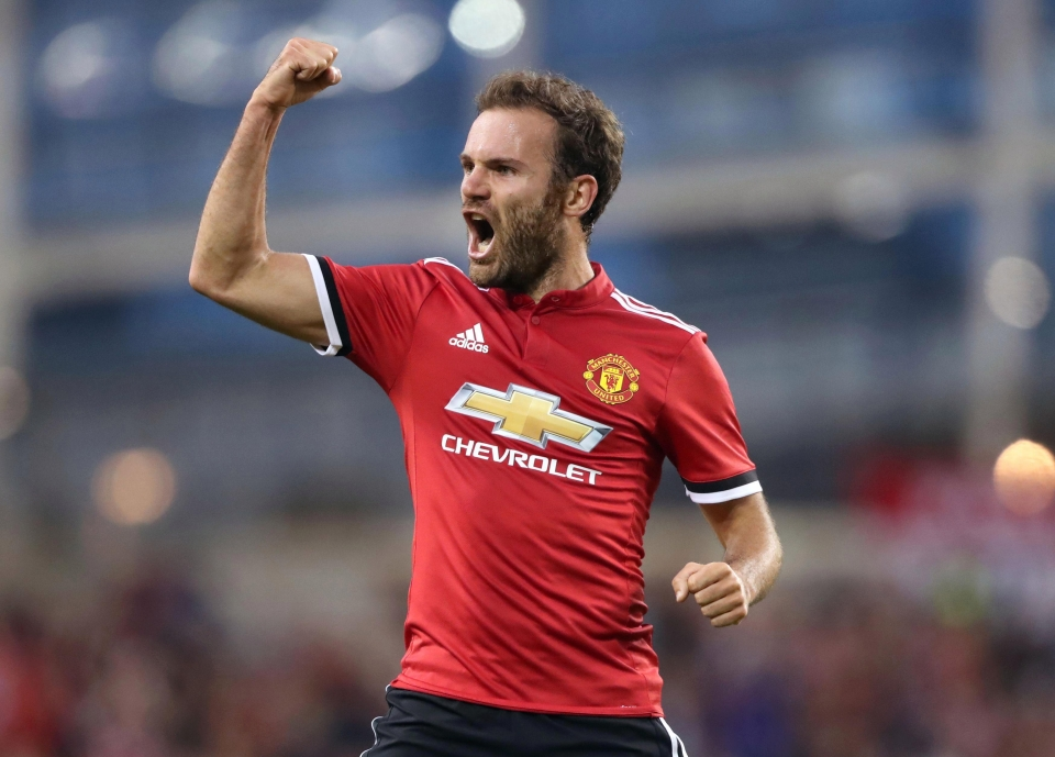 Juan Mata wants to change the way money in football is portrayed