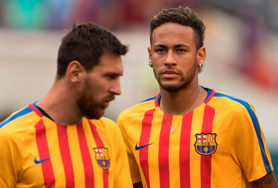 Lionel Messi has always been regarded as the main man at Barcelona which reportedly angered Neymar