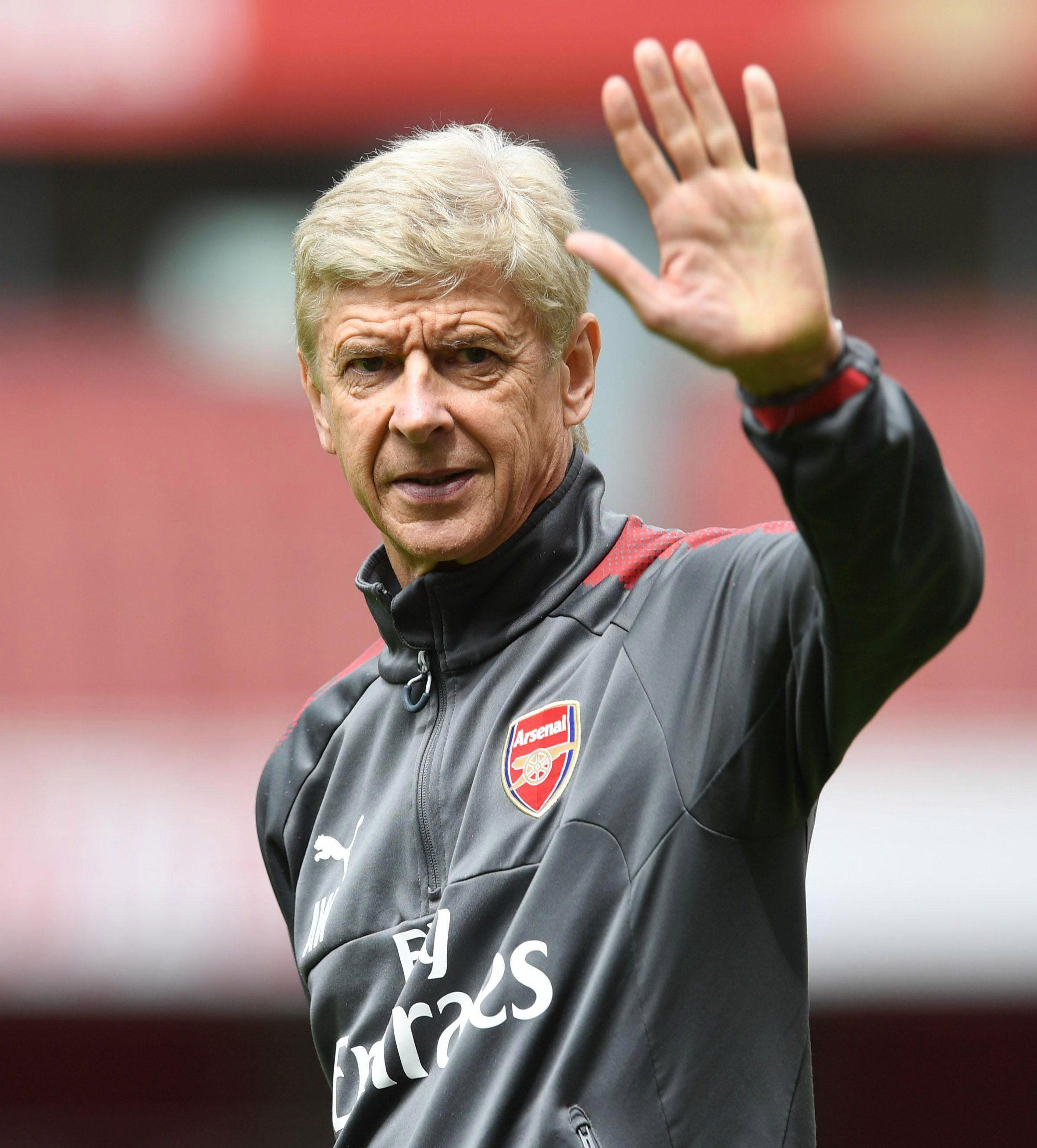 Arsene Wenger signed Perez as a potential replacement for injury-prone Danny Welbeck