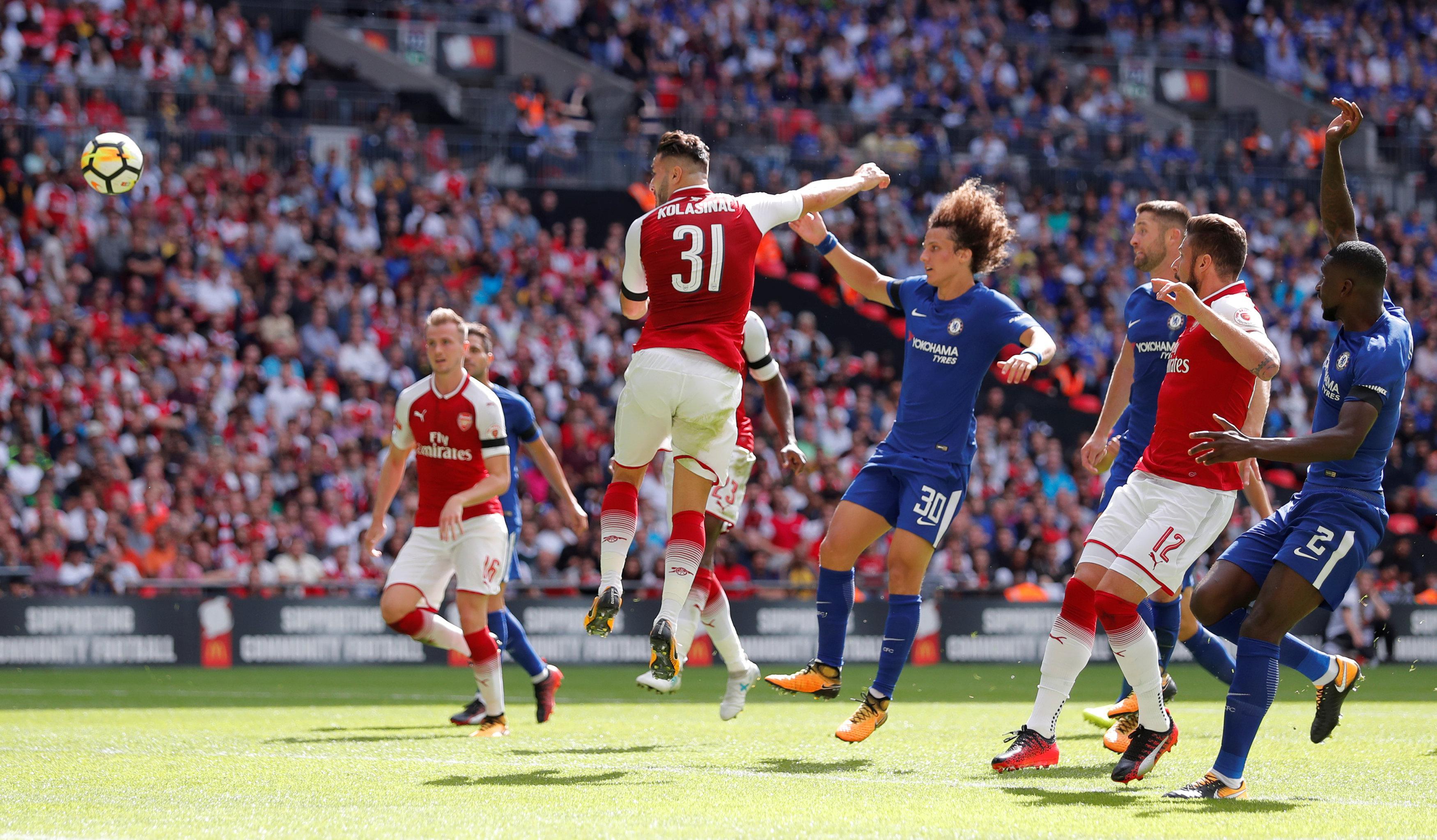 Kolasinac is the cult hero the Premier League deserves