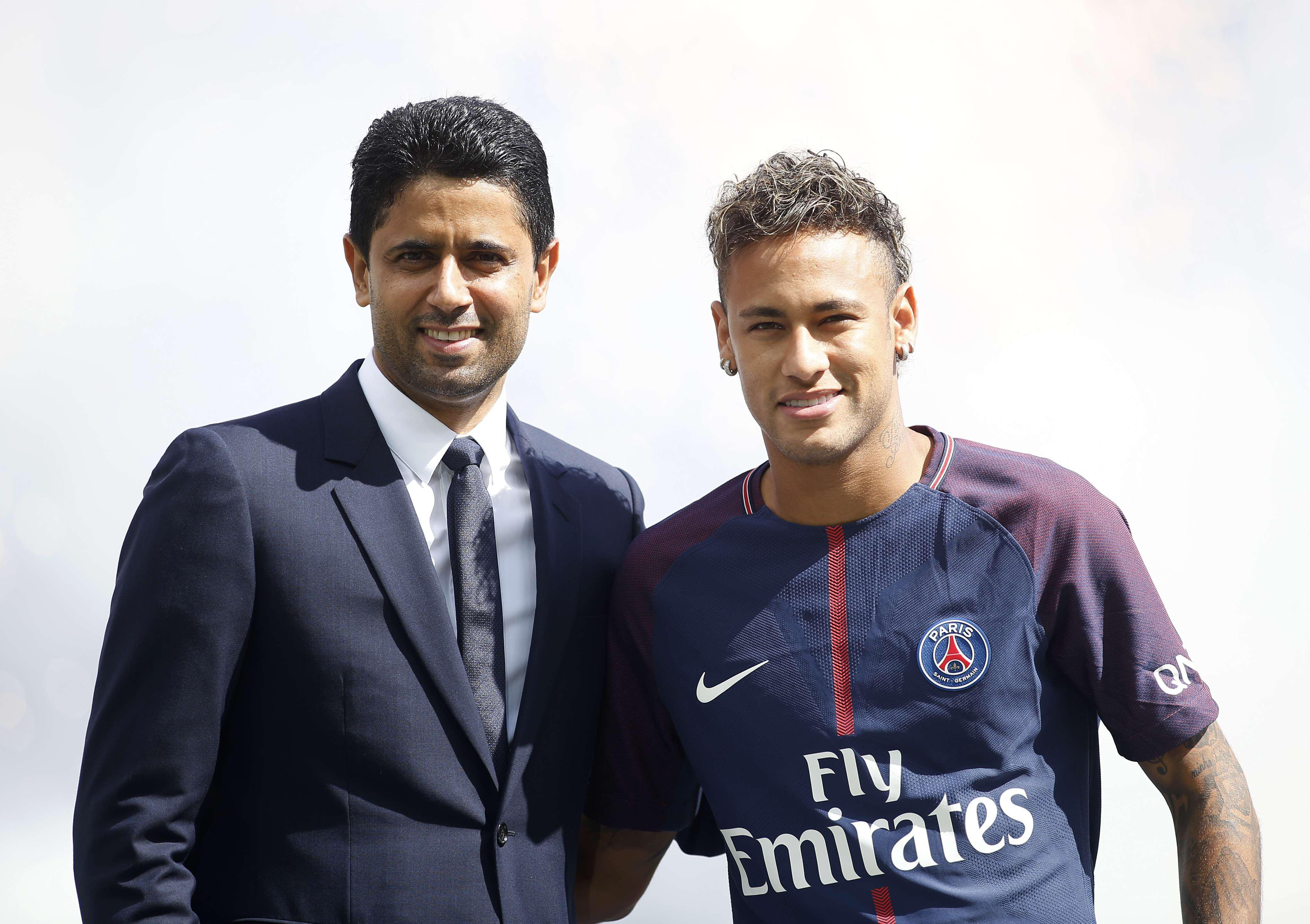 PSG's signing of Neymar could see them fall foul of Uefa's FFP regulations
