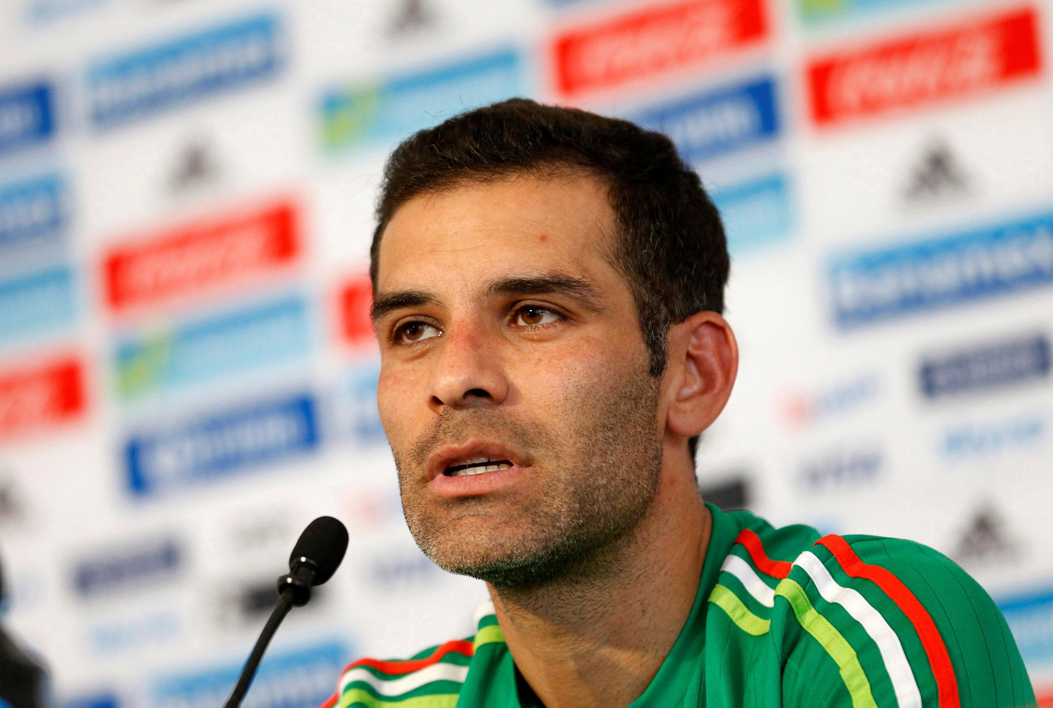Rafael Marquez spent seven season with Barcelona
