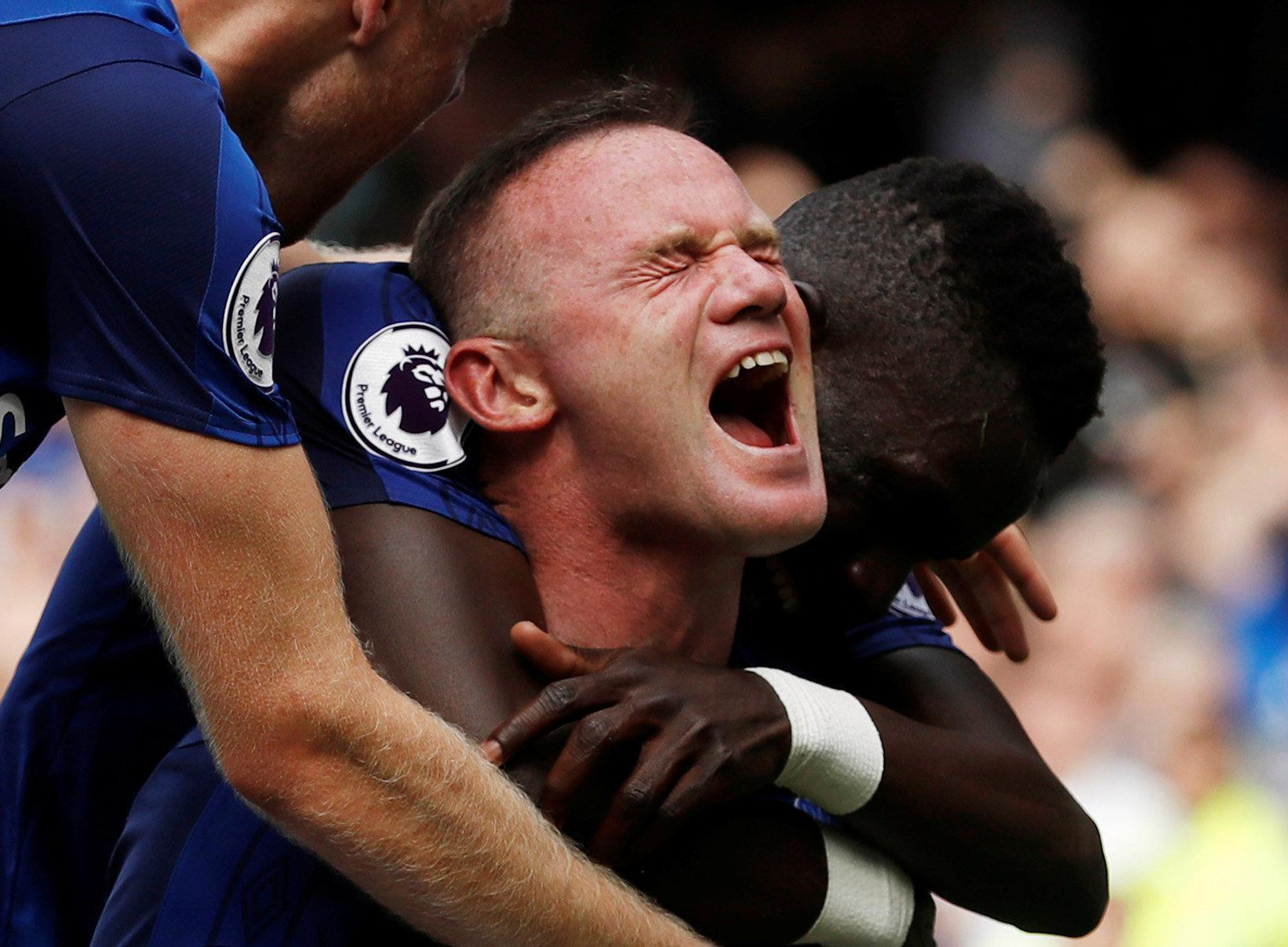 Rooney will be hoping he can enjoy a dream season with his boyhood club