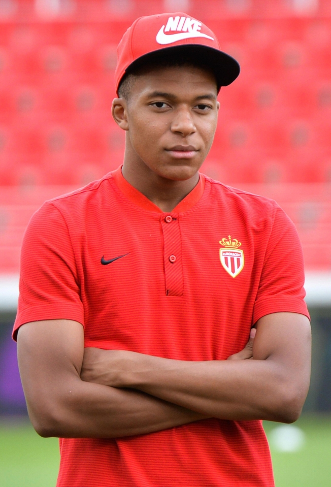 Kylian Mbappe is claiming Monaco chiefs are forcing him out of the club