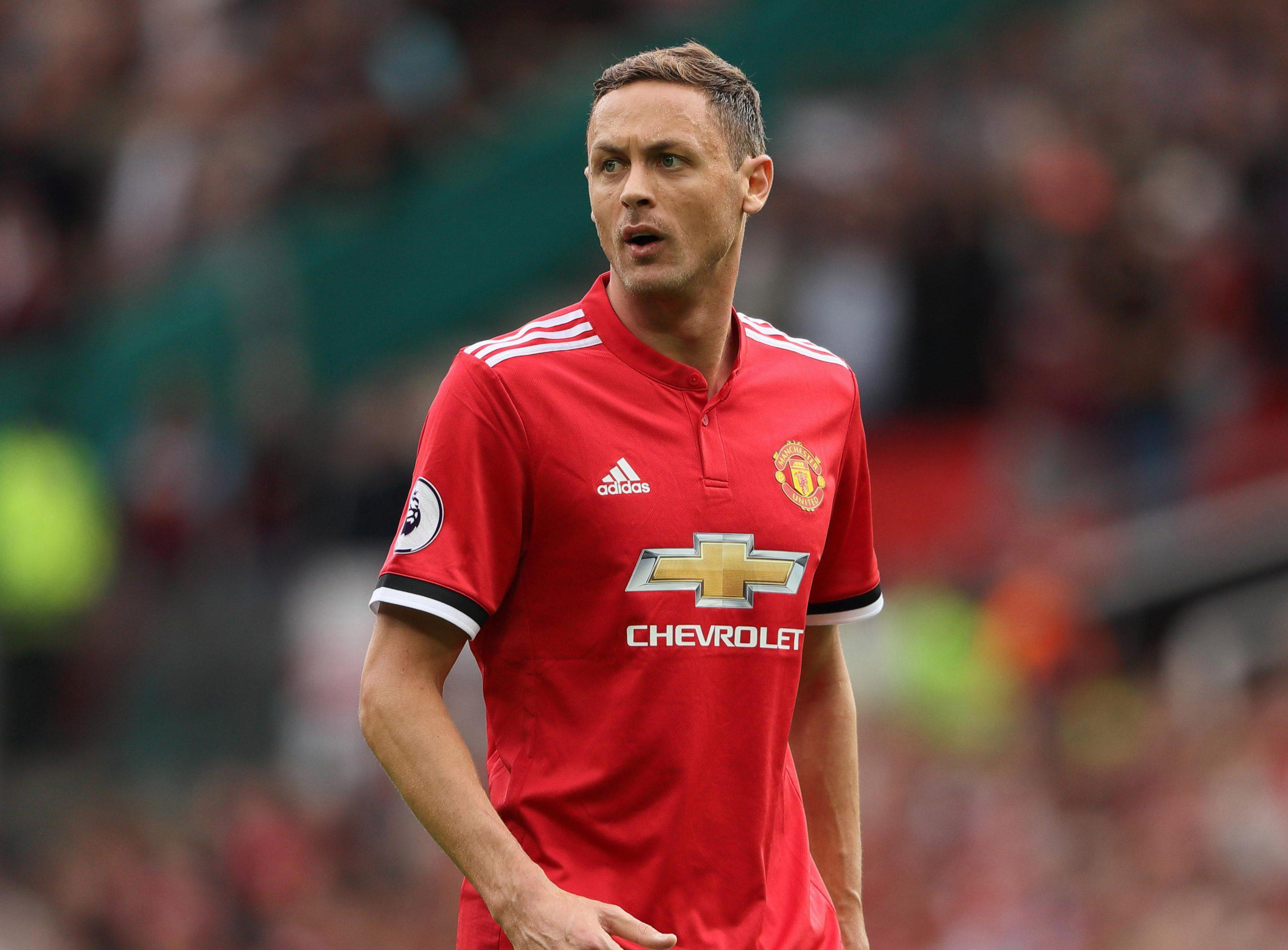 Matic joined Manchester United for a fee of £40m