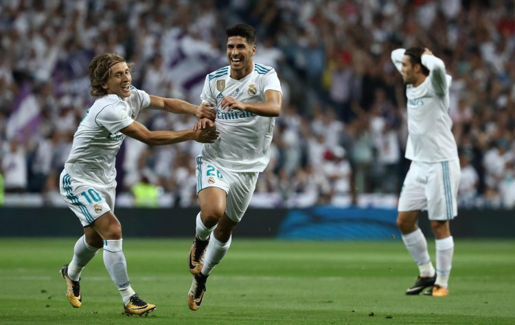 We'll go out on a limb and say Kovacic was pretty impressed by Asensio's strike
