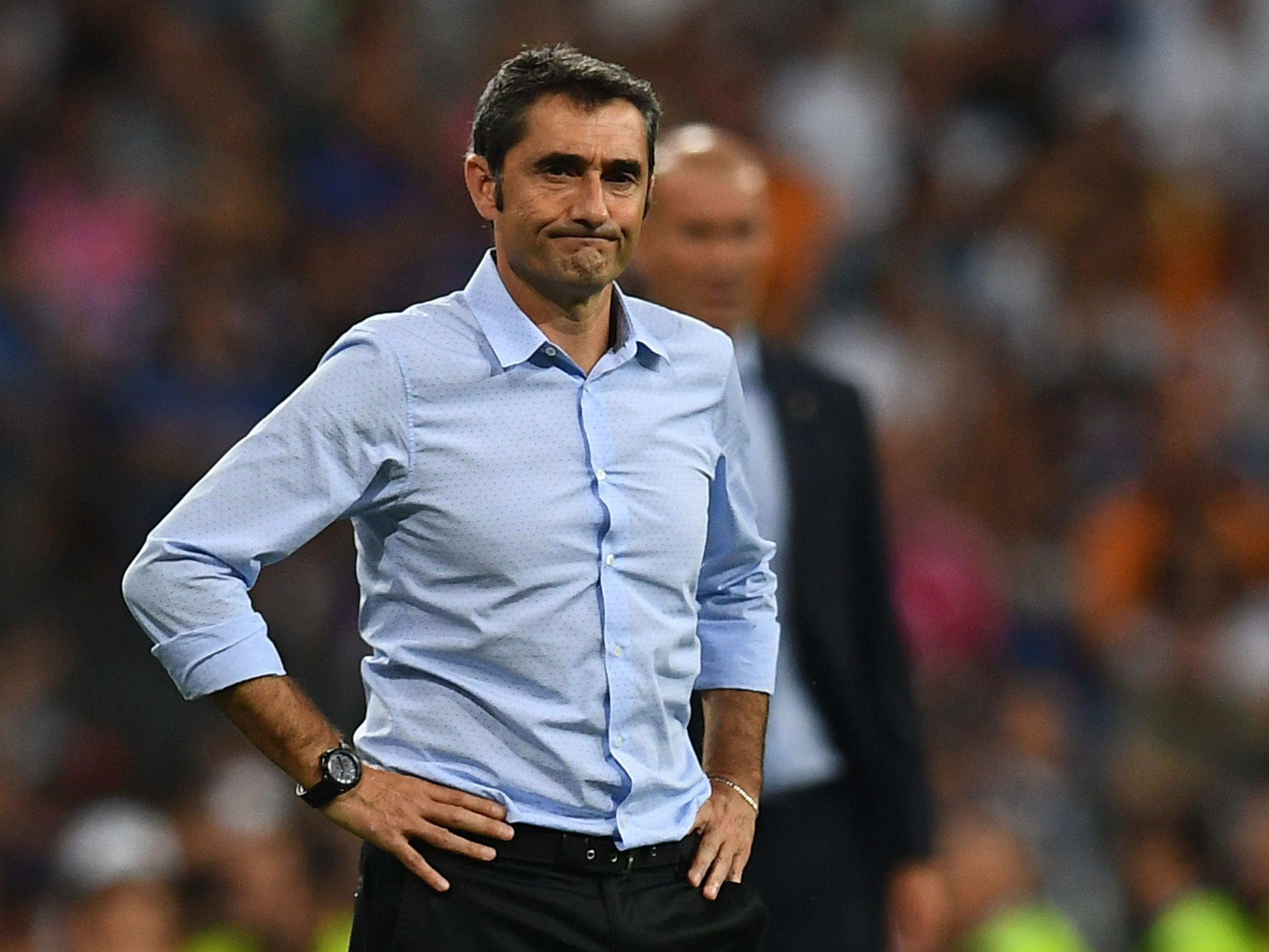 Barca boss Ernesto Valverde will have to match the £135m price valuation if he wishes to sign the youngster this summer