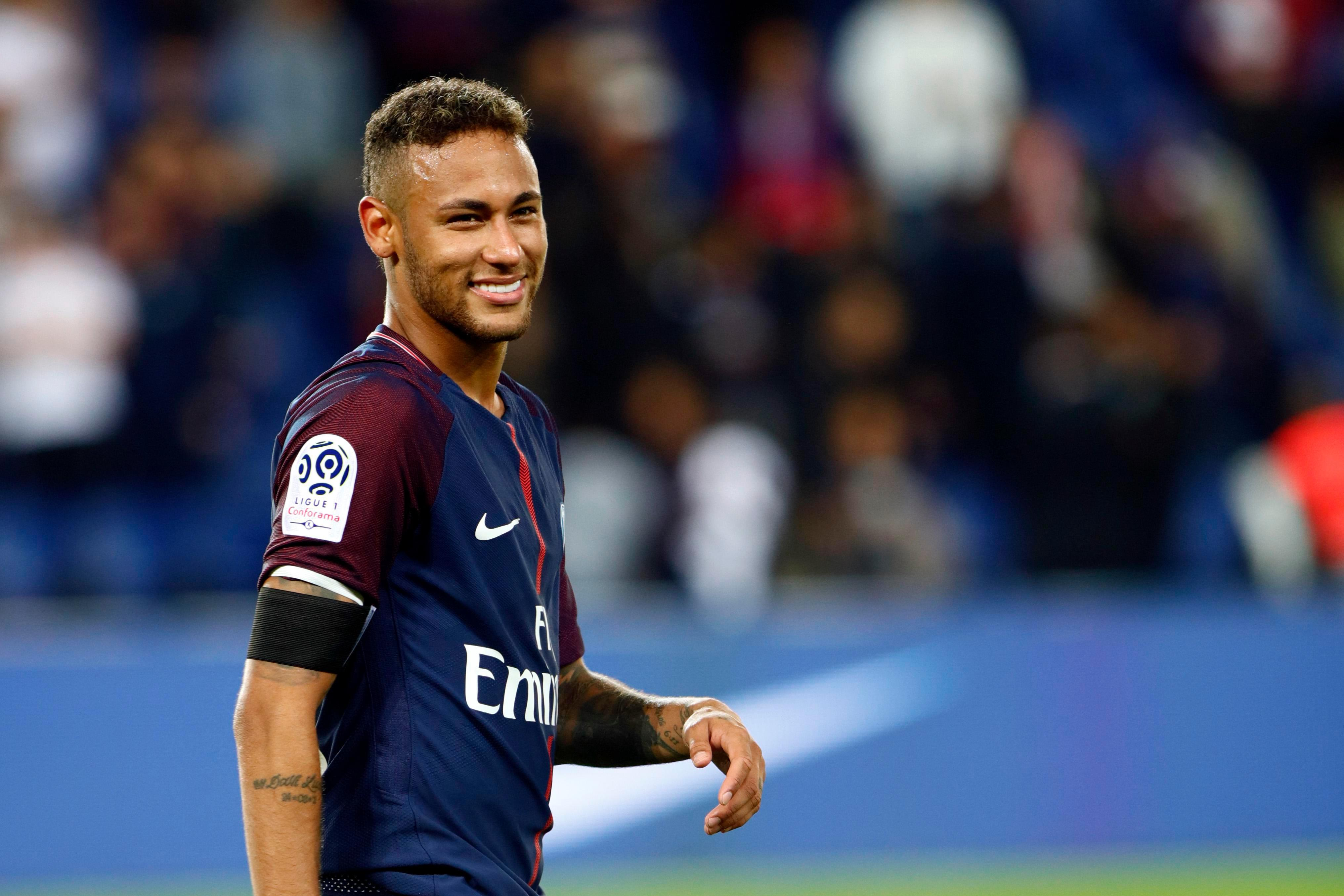 Barcelona are still searching for a replacement for Neymar