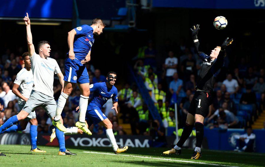 …But Morata scored a header ten seconds later