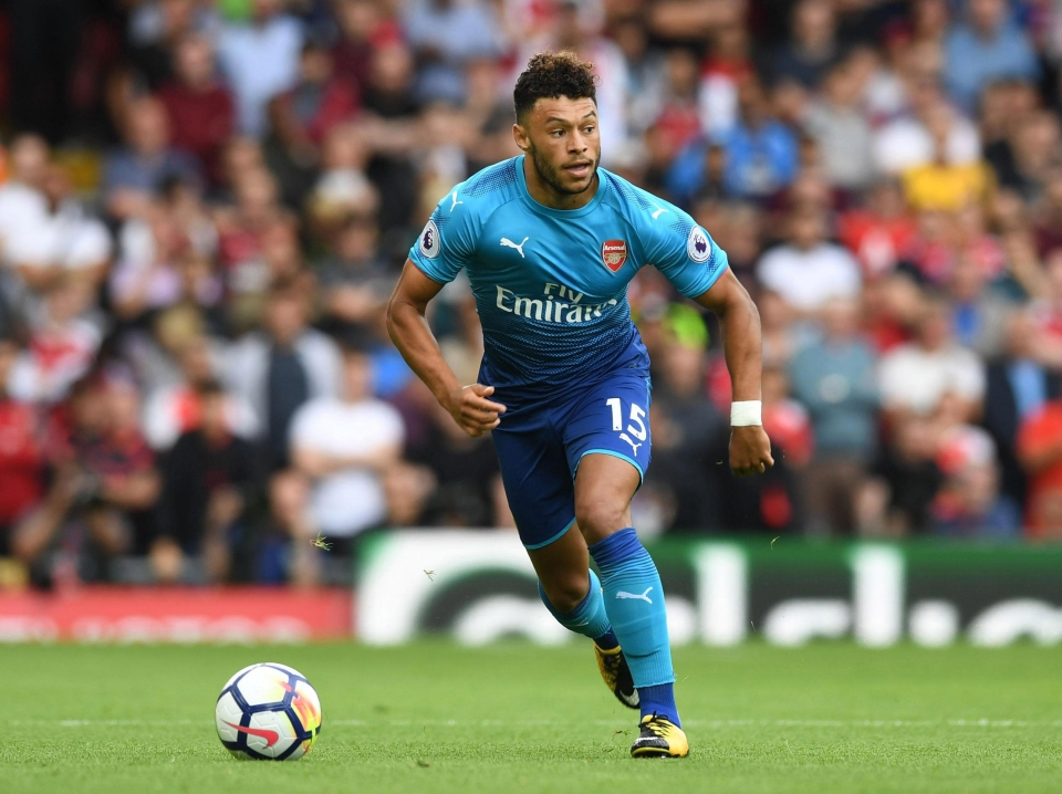 Alex Oxlade-Chamberlain could be on his way out of Arsenal for Chelsea or Liverpool