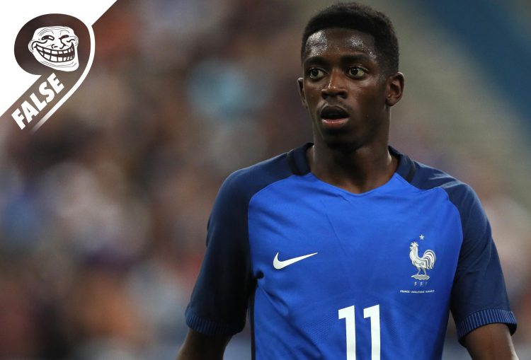 newest a8508 8bf73 PSG to activate Ousmane Dembele's €400million Barcelona ...