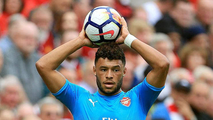 Oxlade-Chamberlain has been left in limbo
