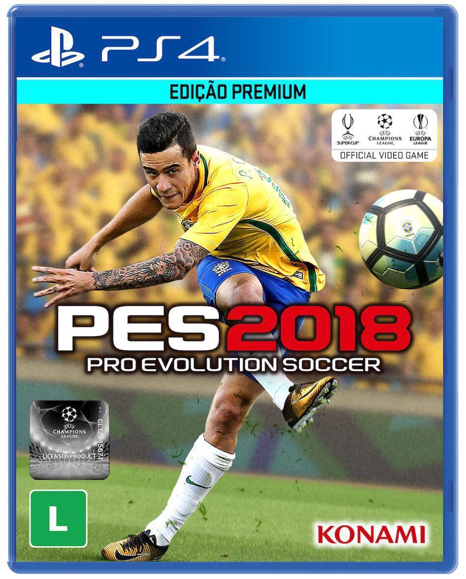 Philippe Coutinho will star on the front cover of the new PES