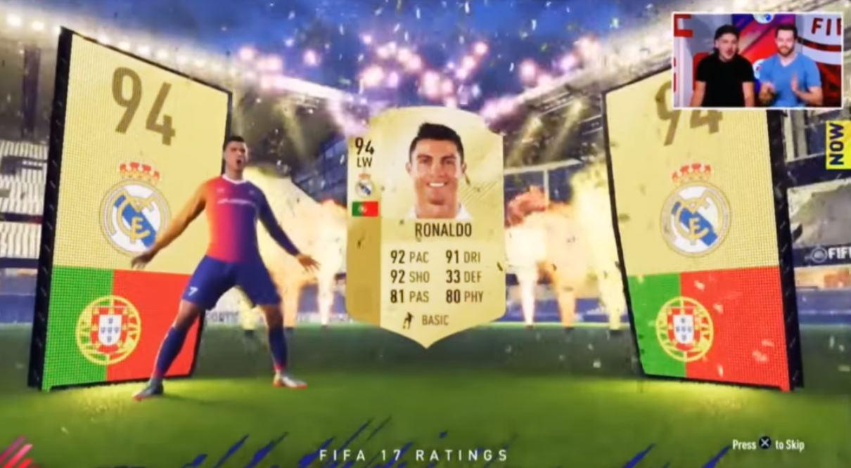 Finding Cristiano Ronaldo in a pack is now more rewarding than ever thanks to vastly improved opening animations