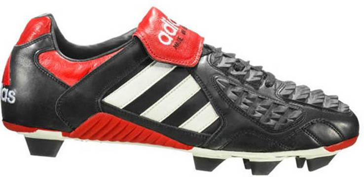 A boot fit for very good footballers